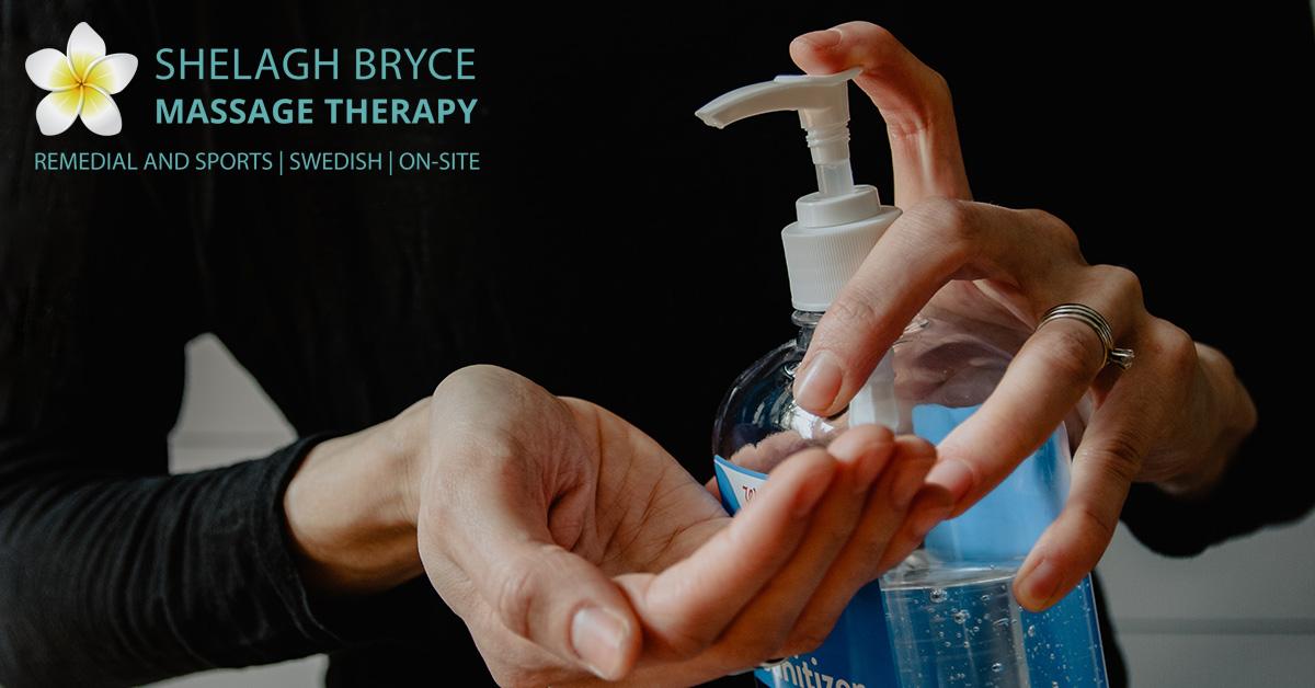 Covid-19 Update handwashing