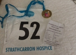 Massage Couch to Strathcarron 10K